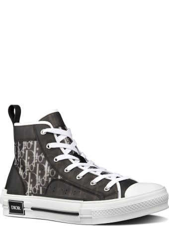 Dior Homme Sneaker With All-over Logo