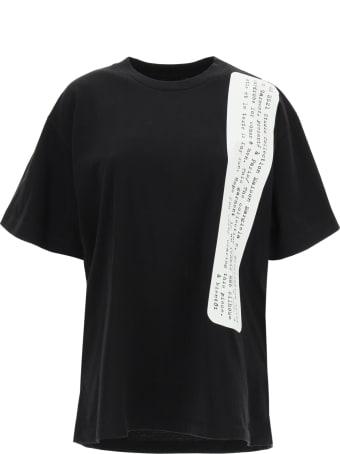 MM6 Maison Margiela Printed T-shirt