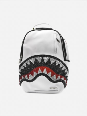 Sprayground Clearcut Dlx Backpack With Glitter Details