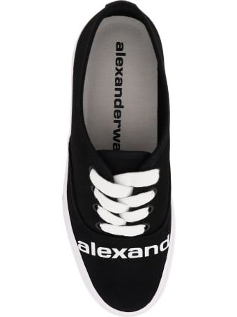 Alexander Wang Logo Sneakers
