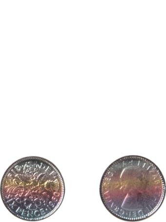 Paul Smith Gr Coin Cufflinks
