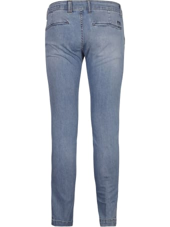 Entre Amis Slim-fit Denim Jeans