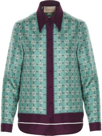 Gucci 'network' Shirt