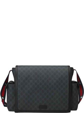 Gucci Dark Gray Changing Bag