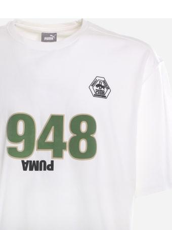 Puma Select Puma X Rhuigi T-shirt In Cotton Blend