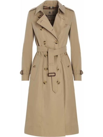 Burberry 'chelsea' Trench