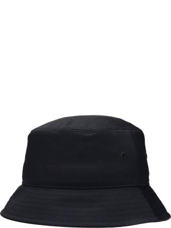 Y-3 Hats In Black Cotton