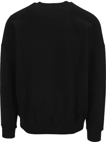 Rick Owens x Champion Embroidered Logo Sweatshirt