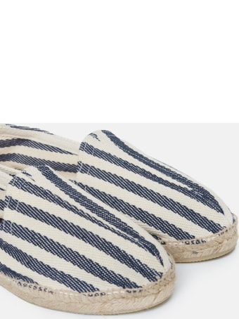 Peninsula Swimwear Espadrilles Stromboli Stripedi