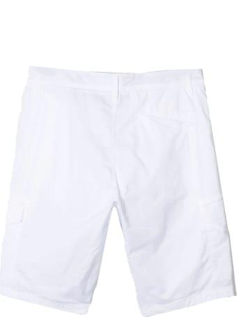 Stone Island Junior Sport Bermuda W/pockets