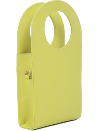 Marco Rambaldi Yellow Bag