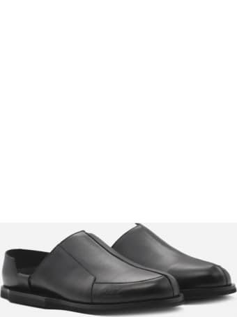 A-COLD-WALL Geometric Loafers Made Of Leather