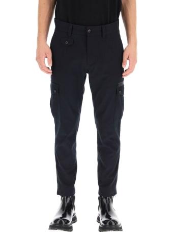 Dolce & Gabbana Cotton Cargo Trousers