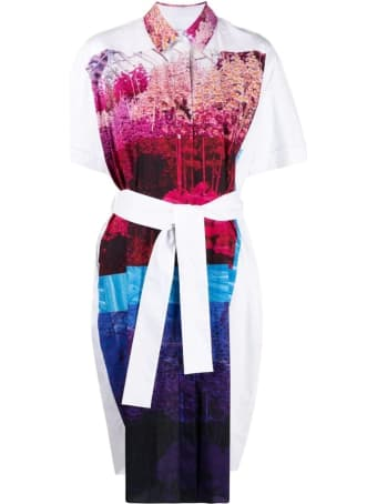 PS by Paul Smith Fantasy Dress W/belt
