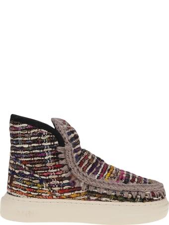 Mou Eskimo Sneaker Bold Textile