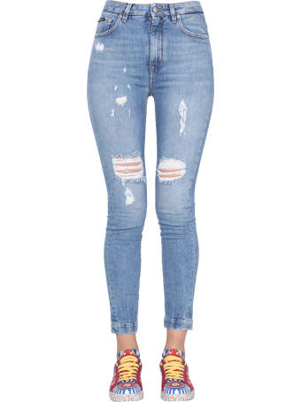 Dolce & Gabbana Audrey Fit Jeans