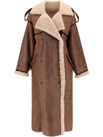 The Mannei Joardan Coat
