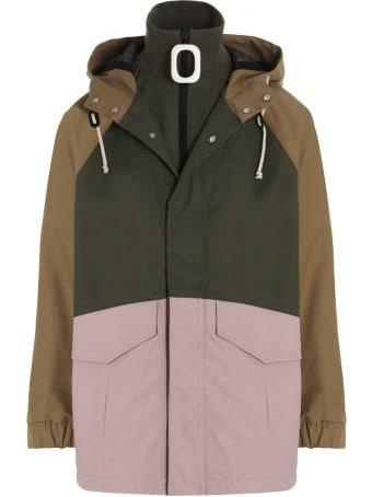 J.W. Anderson 'jwa Puller Colourblock' Jacket