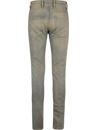 REPRESENT Destroyer Denim Skinny Fit Jeans