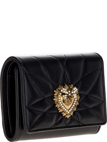 Dolce & Gabbana Dolce&gabbana Small Continental Devotion Wallet