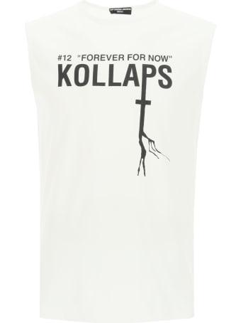Raf Simons Kollaps Archive Redux T-shirt
