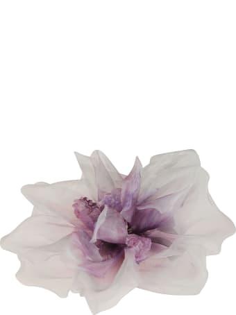 Dolce & Gabbana Flower Motif Choker