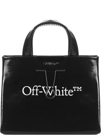 Off-White Baby Box Handbag