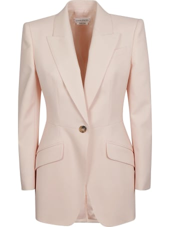 Alexander McQueen Single-button Blazer