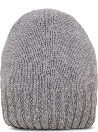 Tessa Grey Cashmere Hat