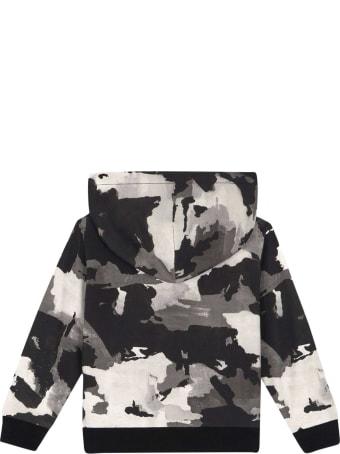 Dolce & Gabbana Camouflage Sweatshirt