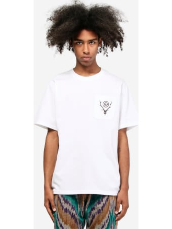 South2 West8 Round Pocket T-shirt