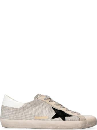 Golden Goose Superstar Fabric Low-top Sneakers