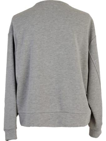 Elisabetta Franchi Cotton Sweatshirt
