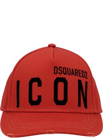 Dsquared2 'icon' Cap