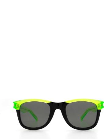 Saint Laurent Saint Laurent Sl 51 Green Sunglasses