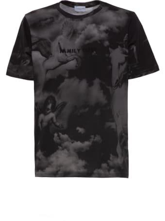 Family First Milano T-shirt The Saints Black