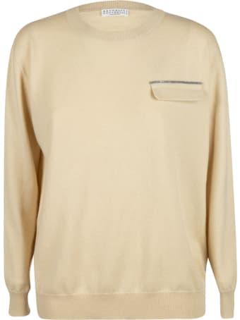 Brunello Cucinelli Round Neck Sweater