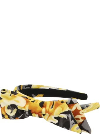 Young Versace 'barocco' Headband