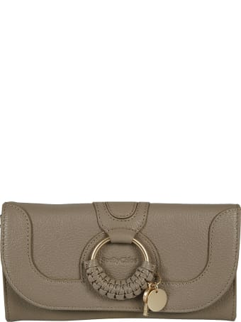 See by Chloé Hana Ring Continental Wallet