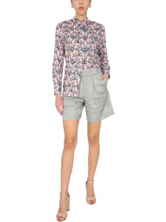 """Paul Smith Shirt With """"mabel Floral"""" Print"""