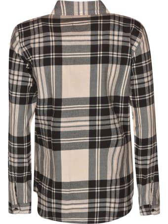 Woolrich Light Flannel Check Shirt