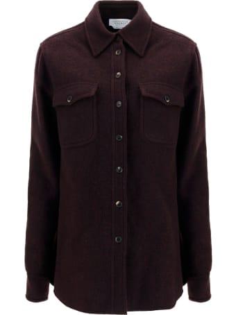 Gabriela Hearst John Austin Shirt