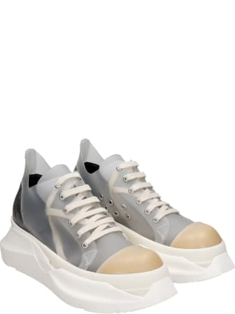 DRKSHDW Abstract Sneakers In Transparent Pvc