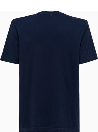 Sporty & Rich Sporty And Rich Athletic Club T-shirt Ts265na