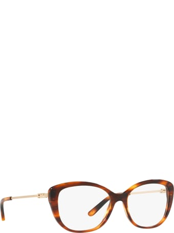 Ralph Lauren Ralph Lauren Rl6174 Shiny Striped Havana Glasses