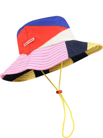 Bobo Choses Multicolor Hat For Kids With Logo