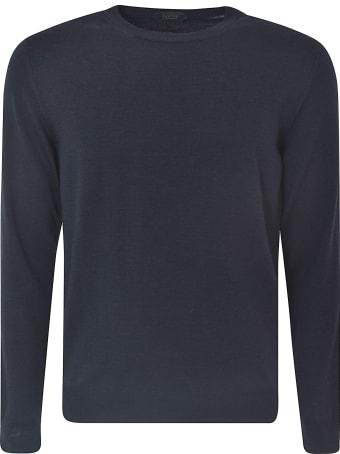 Zanone Classic Ribbed Sweater