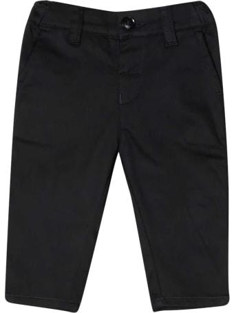 Emporio Armani Blue Trousers