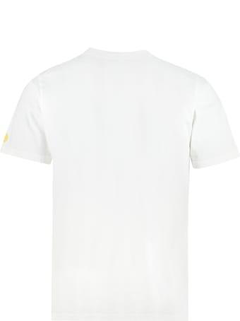 Universal Works Logo Cotton T-shirt