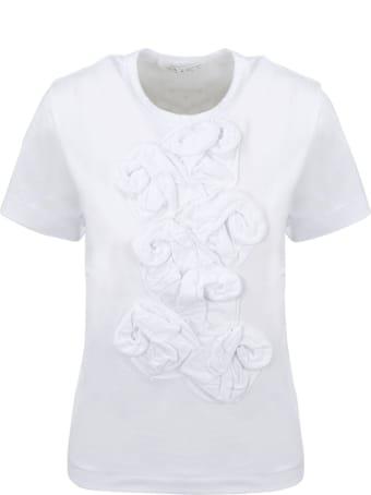 Comme des Garçons Comme des Garçons 3d Roses T-shirt